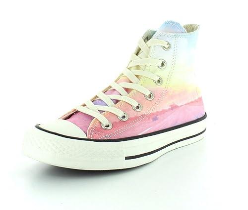 Sneaker Zzz it Donna Scarpe E Borse Amazon Converse Alte xpfvd5wpn 7e4505003a7