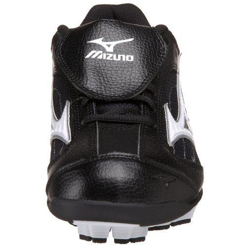 Mizuno Womens Frizione Franchising G3 Softball Cleat Nero / Bianco