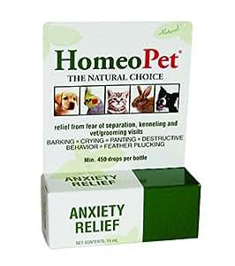 Homeopet 14805 D-Stress, 15ml: Amazon.ca: Pet Supplies