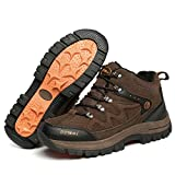 Fine fabric: more breathable, wear-proof and no fade. We pursue every detail just for high qualityThe sole made of non-slip rubber, suitable for daily leisure life or other outdoor sports, such as: hiking, cycling, fishing, camping and so on....