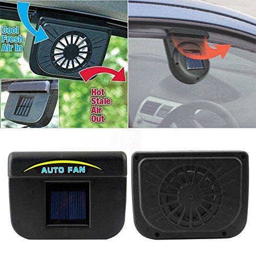Auto Ventilator Cooler car window fan - 4