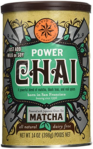 2 canisters POWER Chai 14oz