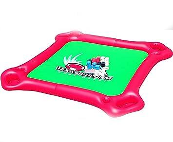 ACOMG Juguetes flotantes inflables de la Fila del Anillo Adulto de ...
