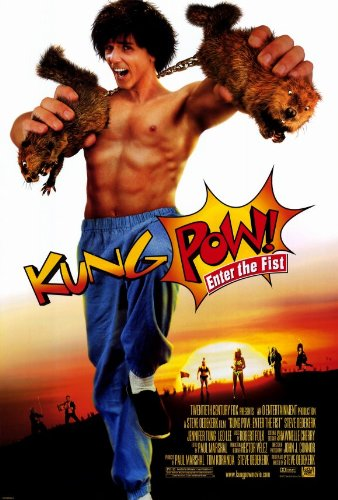 Enter the fist kung pow