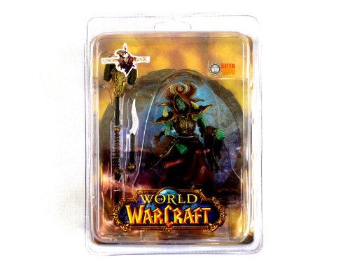 World of Warcraft Undead Warlock Action Figure - 2