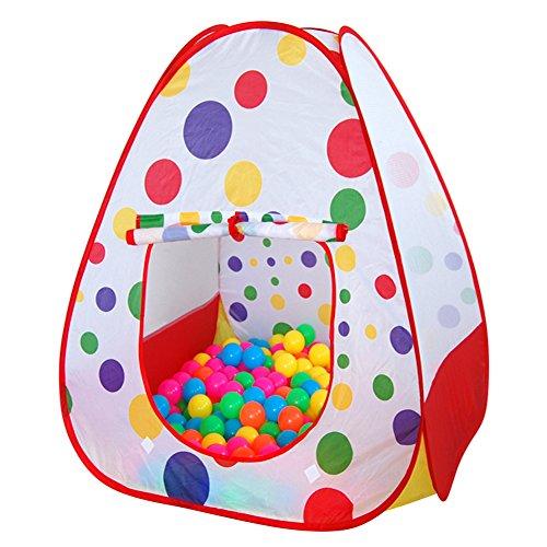 Duper 4 Kid Play Tent - 7