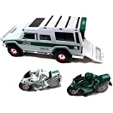 Hess Sport Utility Vehicle and Motorcycles (2004 Hess Toy Truck)