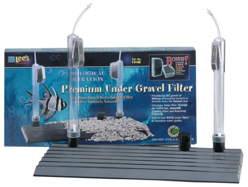Lee's 70/90 Premium Undrgravel Filter 18-Inch by 48-Inch