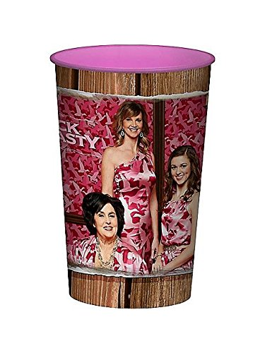 Duck Dynasty Robertson Ladies Keepsake 22oz Cups (2ct)