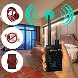Anti-Spy Signal Detector, Amzchen Anti-Spy Amplification Signal Detector Spy Bug Camera Wireless Detector Spy Detector Device Spy Camera Wireless Hidden Camera Finder
