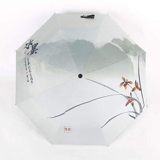 HDJX-Creative - Paraguas Pintados a Mano con tintas Antiguas ...