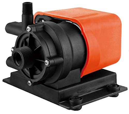SEAFLO Marine Air Conditioner Magnetic Drive Raw Water Circulation Pump 250 GPH 115V Submersible ()