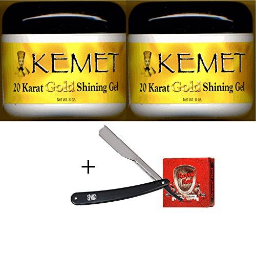 Kemet 20 Karat Gold Shining Gel  2