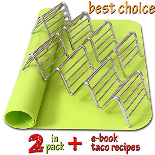 Taco Holders Silicone Mat Dishwasher product image