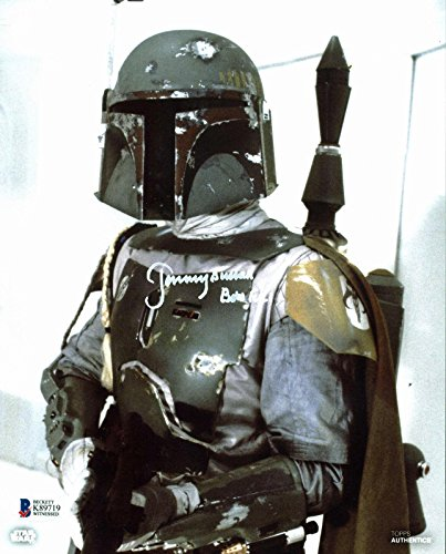 Jeremy Bulloch Star Wars