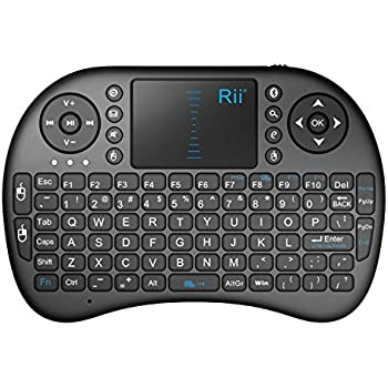 Amazon com: iPazzPort Backlit Keyboard and Bluetooth Mini Wireless