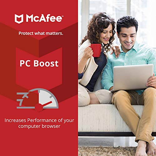 McAfee Anti-Virus - 1 PC, 1 Year (Email Delivery in 2 hours- No CD) 5