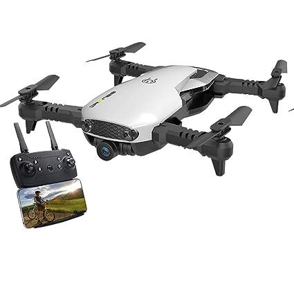 RJL Mini Drone con cámara WiFi HD FPV Cuadricóptero Plegable RC ...