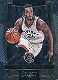 2016-17 Panini Select #57 Norman Powell Toronto Raptors Basketball Card