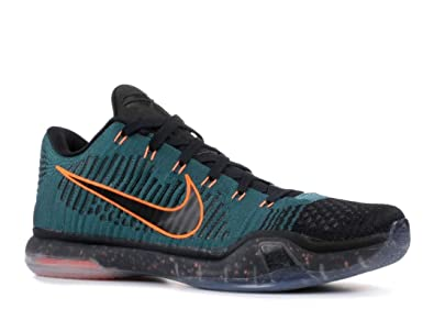 info for 63144 d8782 Nike Kobe X Elite Low Drill Sergeant 747212-303 Dark Atomic Teal Men's  Basketball Shoes