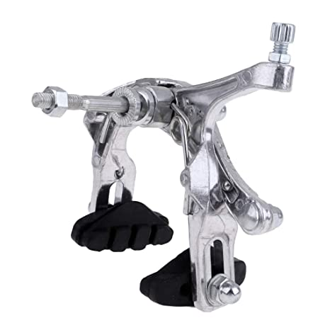 Rear Bicycle Brake Side Pull C Caliper Brake Clamp Quick-Release Front