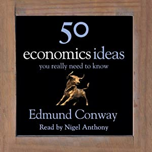 50 Economics Ideas You Really Need to Know Audiobook