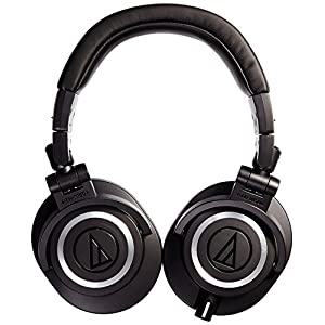 Audio-Technica ATH-M50x Professional Studio M...