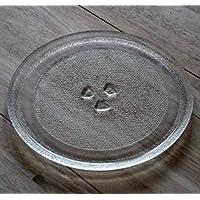 31,8 cm Mikrowelle teller Glasteller Drehteller 3rd-10 25