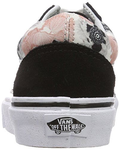 California Unique Femme Vans Old de Poppy Running Taille Bleu Chaussures Skool Multicolore xgAvgwq