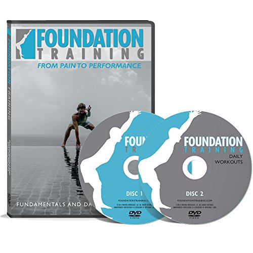 Foundation Training 2 DVD Set - Fundamentals and Daily Workouts