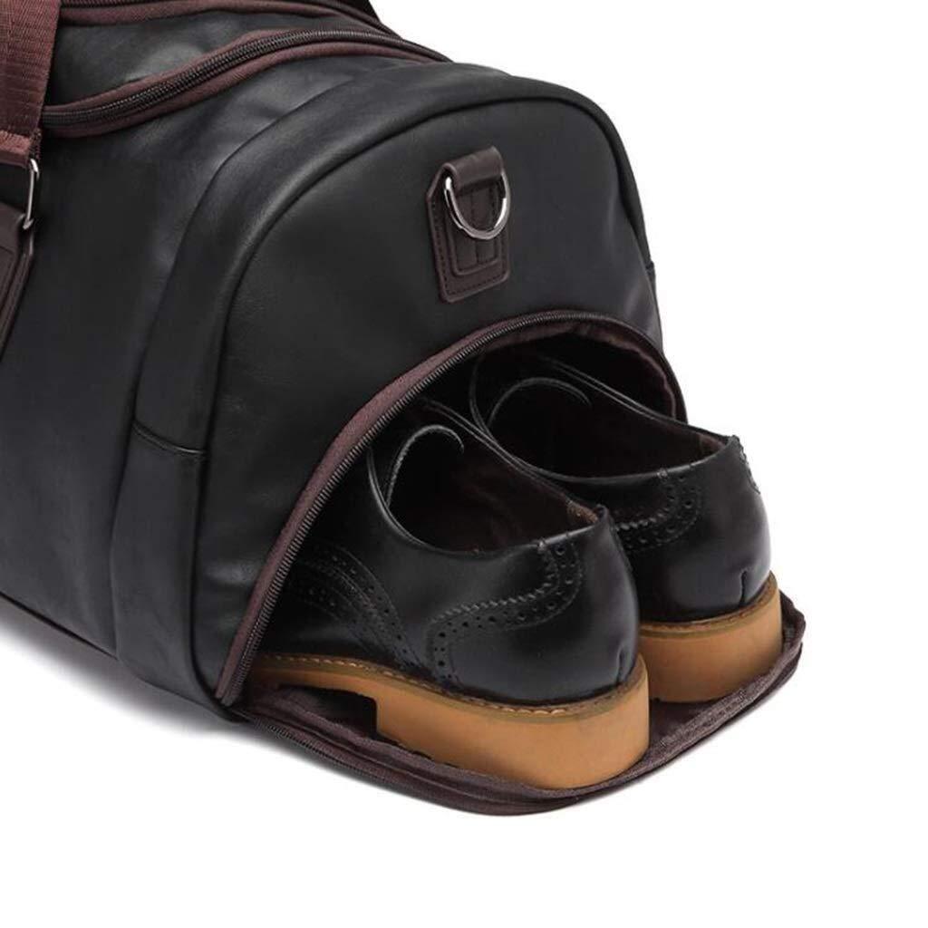DSAEFG Sac de Sport avec Sac /à Chaussures et Compartiment for Chaussures
