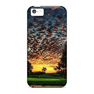 Premium Iphone 5c Case - Protective Skin - High Quality For Golfer's Delight