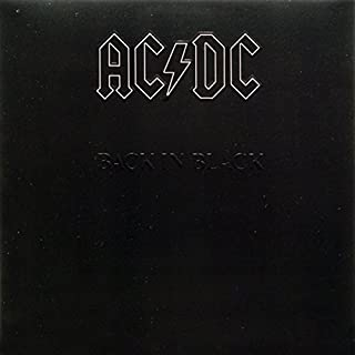 Back In Black(180 Gram Vinyl) by Ac\Dc (B0000CF35G) | Amazon Products