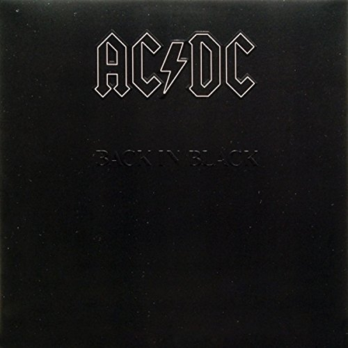Vinilo : AC/DC - Back in Black (Remastered)