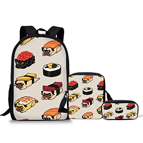 for Zjz354cek ZJZ336CEK Backpacks School 3Pcs Girls Set Bags vA8UUq