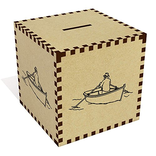 (Azeeda Large 'Rower' Money Box / Piggy Bank (MB00010007))