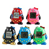 HNBility 1Pc Funny 90S Nostalgic 168 Pets in One Virtual Cyber Pet Toy New