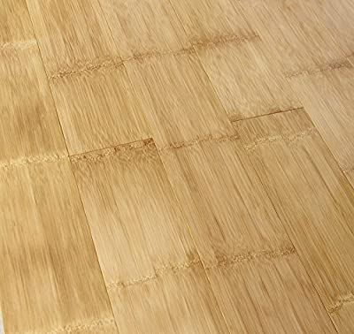 JingTai High Gloss Natural Color Bamboo Flooring