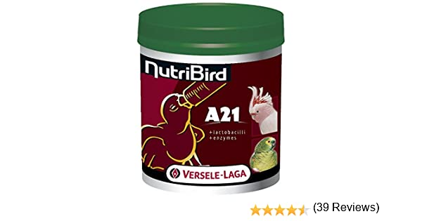 Versele-laga A-16910 Nutribird A21 Pollo - 800 gr