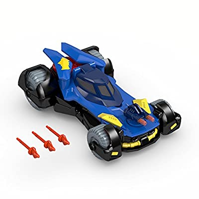 Fisher-Price Imaginext DC Super Friends, Batmobile, Pack of  1: Toys & Games