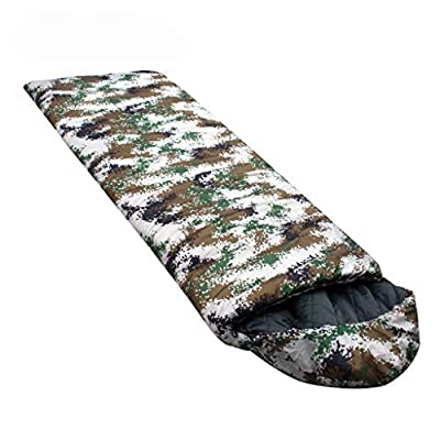Wangjie Sleeping Bag Compression Sack Sleeping Bags for Outdoor Camping Sleeping Bags Camping Camping Thicken digital camouflage sleeping bag outdoor camping sleeping bag
