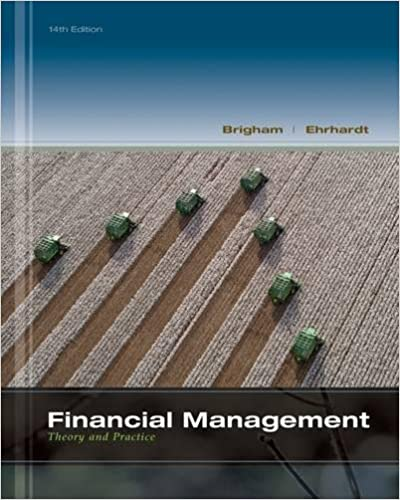 Financial Management: Theory & Practice (with Thomson ONE - Business School Edition 1-Year Printed Access Card) 14th (fourteenth) Edition by Brigham, Eugene F., Ehrhardt, Michael C. (2013)