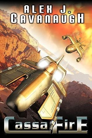 book cover of CassaFire