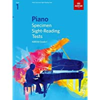 Piano Specimen Sight-Reading Tests, Grade 1 (ABRSM Sight-reading)
