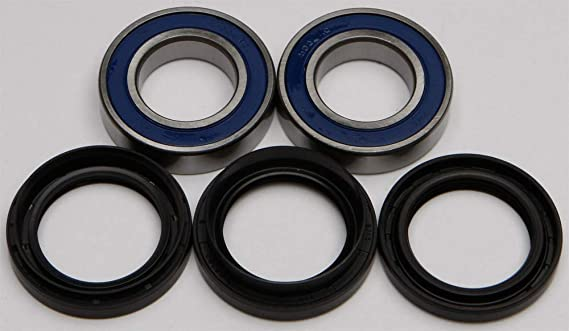 OWLAUTO Front ATV Wheel Bearing Repair Seal Kit 25-1008 fit for Polaris ATV Sportsman 4x4 96-00