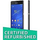 (CERTIFIED REFURBISHED) Sony Xperia Z3 (Black, 16GB)