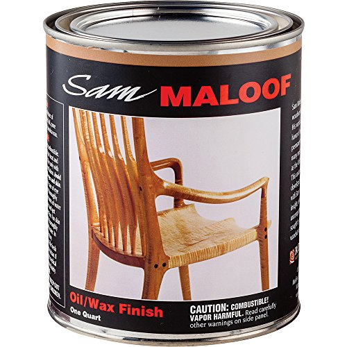 Sam Maloof Oil/Wax Finish Quart