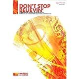 Journey: Don't Stop Believin' (Glee) - SSA/Piano. Für SSA (Frauenchor), Klavierbegleitung