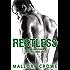 Restless (Fractured Farrells: A Damaged Billionaire Series Book 4)