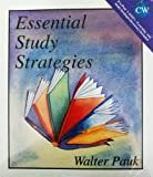 Essential Study Strategies 9780943202716